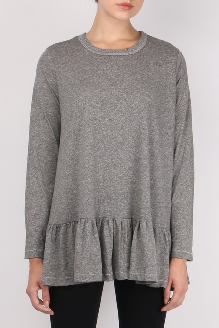 The Great The Baggy Ruffle Tee