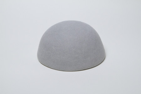 Clyde Ashlyn Hat in Dove Grey