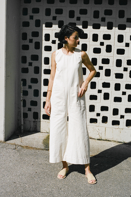 Ilana Kohn Harry Jumpsuit - natural
