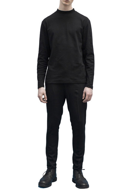 Men's Journal Found Knit | Black