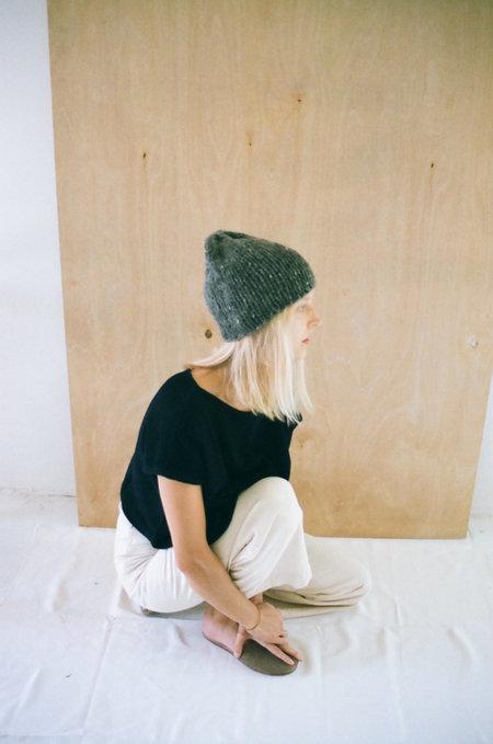 Han Starnes Handspun Hat - Gray