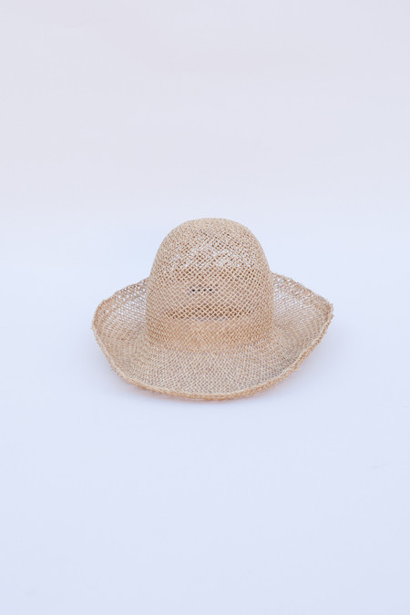 Lykke Wullf Reinhard Plank Straw Hat