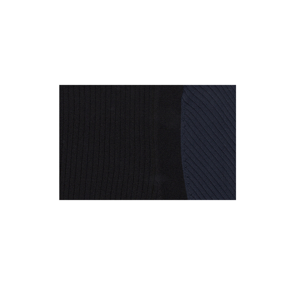 Pari Desai Color Blocked Bodysuit - Navy/Black