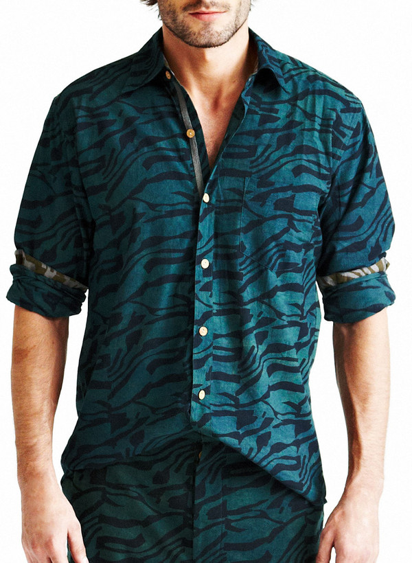 Men's Seek Collective Dean Shirt