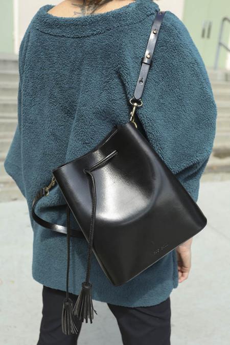 VereVerto Dita Bag in Black