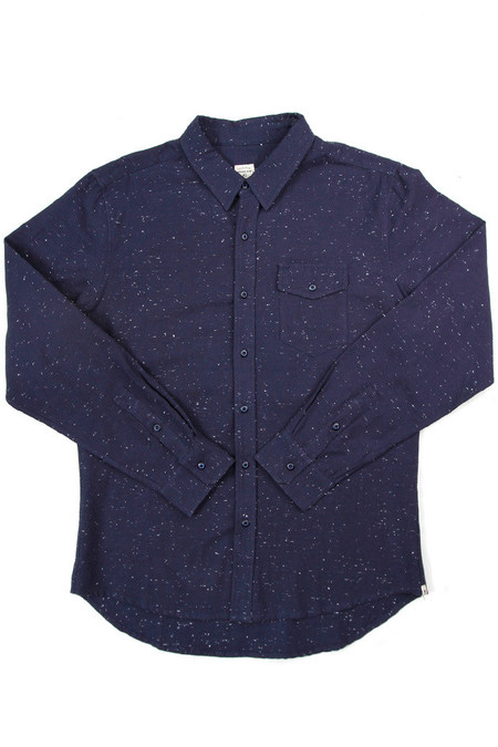 Men's Bridge & Burn Clinton Navy Speckle