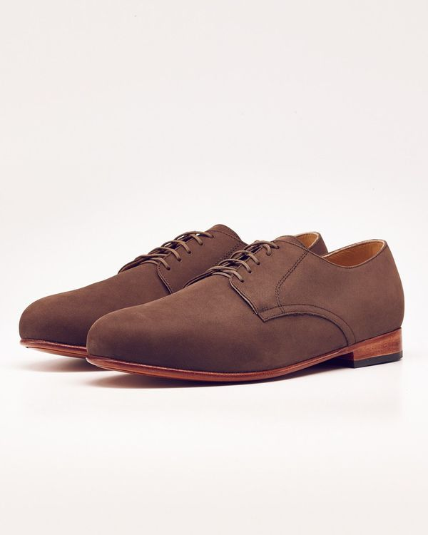 Men's Nisolo Wesley LE Oxford Steel 5 for 5