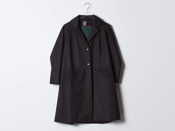 Anne Willi Olivier Coat