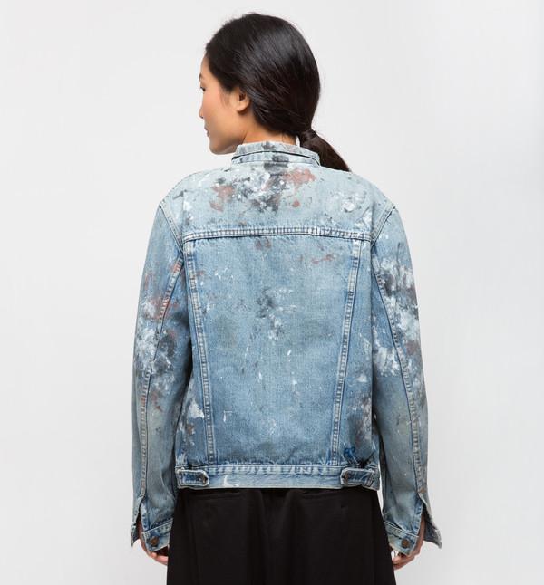 Rialto Jean Project Vintage Jean Jacket