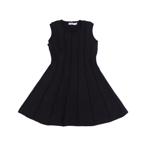 Mimobee Soho Panel Dress - Black