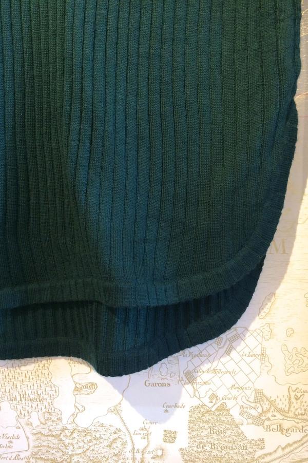 A.L.C. Ribbed Mockneck 'Bev' Sweater