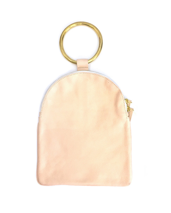 Otaat/Myers Large Ring Pouch in Natural