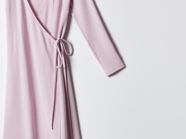 Maryam Nassir Zadeh Susan Wrap Dress