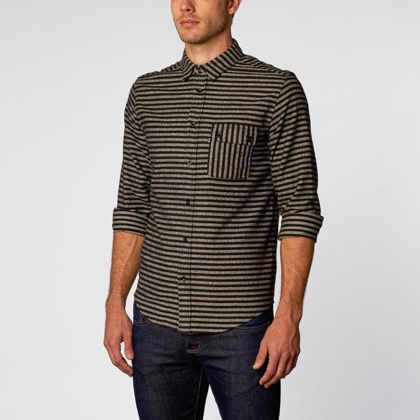 Men's Wolf & Man Olaf 2 Shirt
