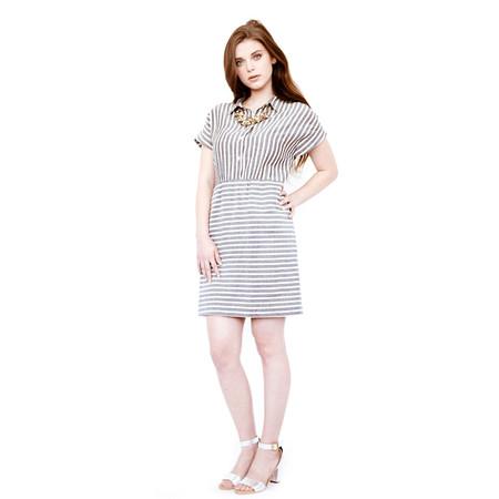 Carleen Breaststroke Dress
