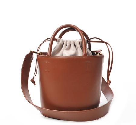 Vasic Cognac Edite Mini Bag