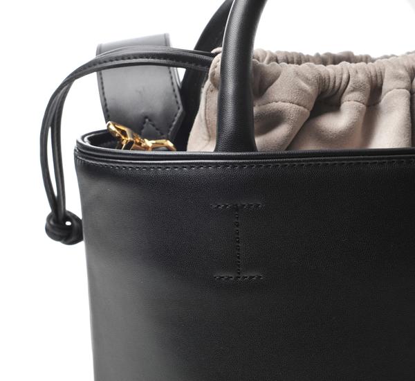 Vasic Black Edite Mini Bag