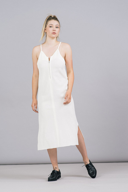House of Sunny Slip and Zip Dress