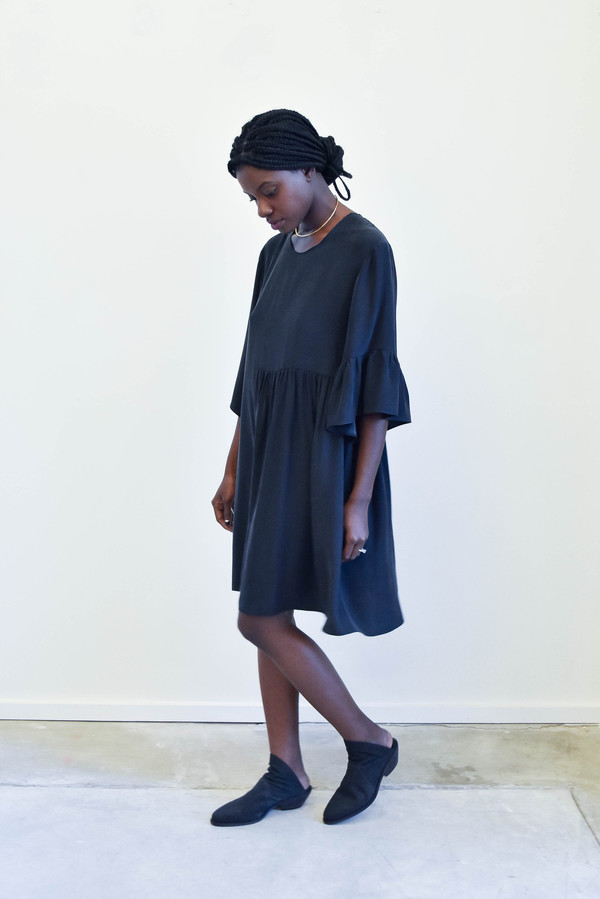 Correll Correll Coco Dress in Black