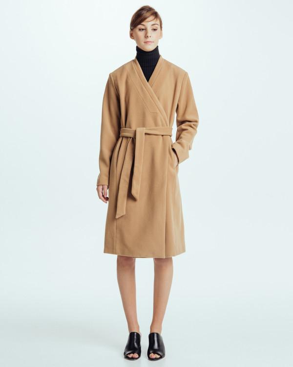 Shaina Mote Naftali Wrap Coat