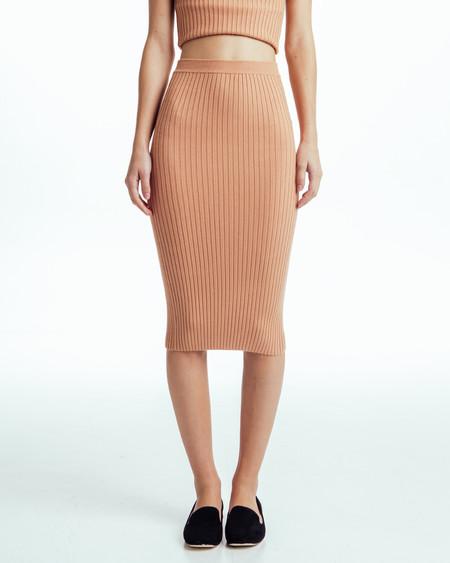 Giu Giu Nonna Skirt in Bandaid