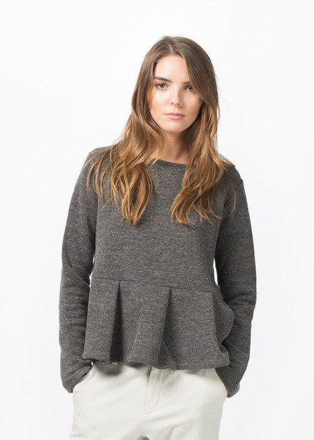 Shosh Pema Pleated Sweater