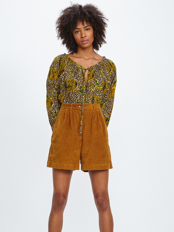 Royal Native OLIVIA TOP / BIRDCAGE