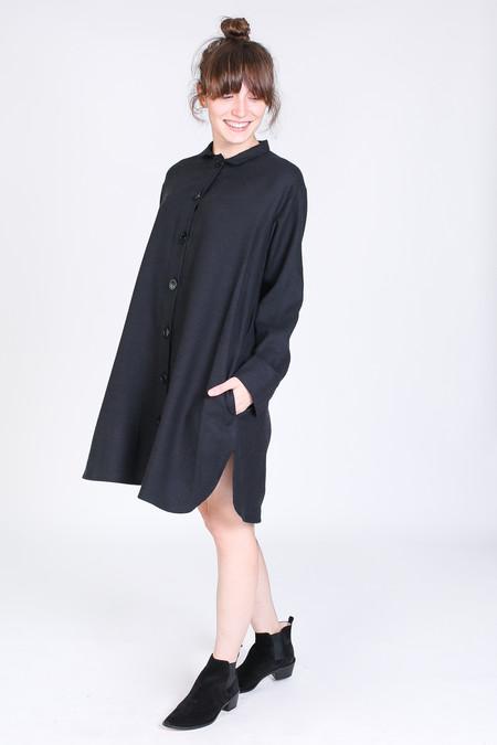 SBJ Austin Stacey dress in black