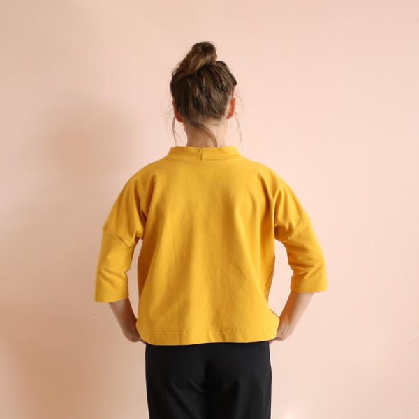Ilana Kohn Barby Shirt - gold