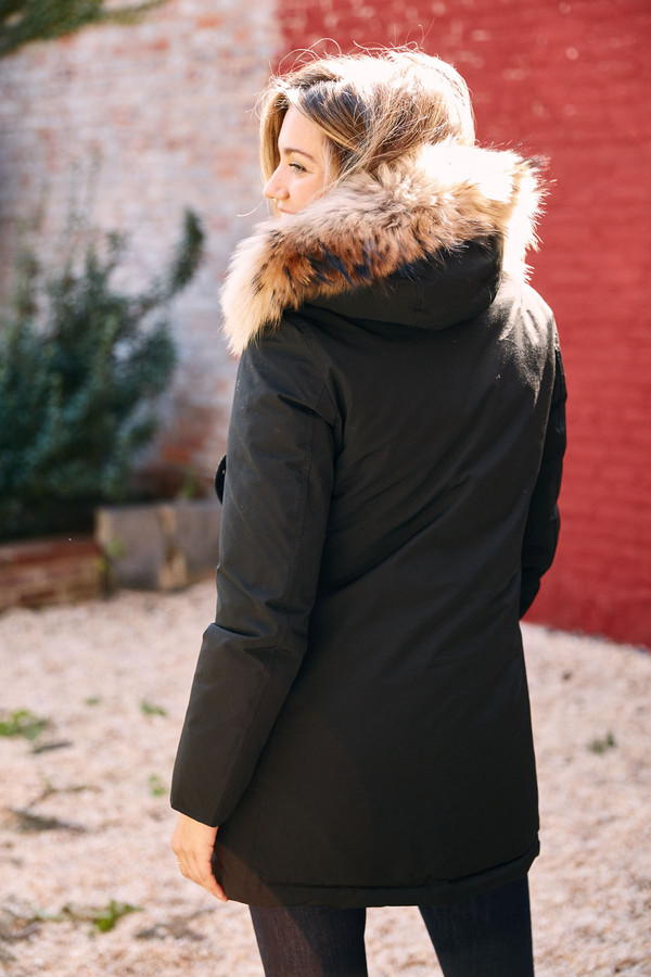 Woolrich Women's Arctic Parka Black