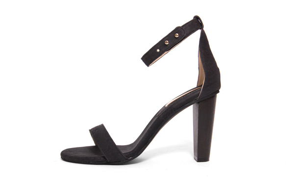 Unknown Sydney Brown Open Heel - Charcoal