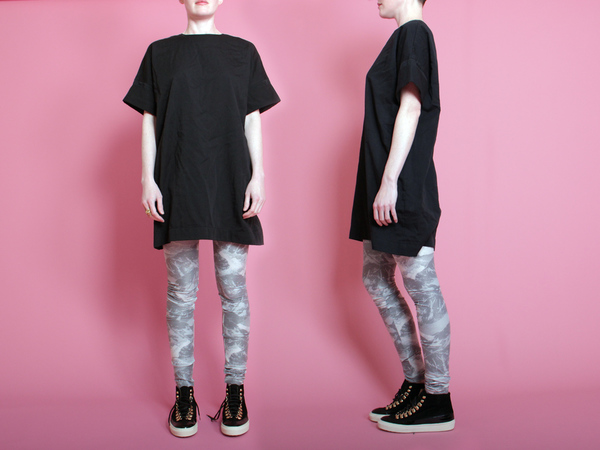Berenik Printed Leggings