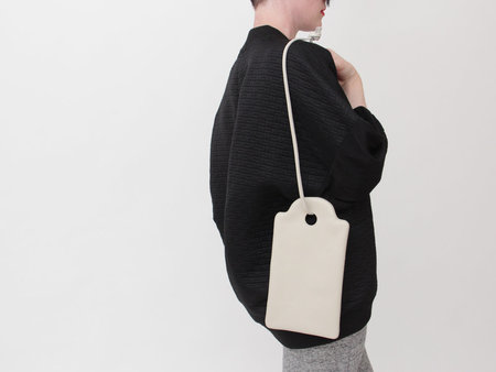 A'N'D Price Tag Shoulder Bag