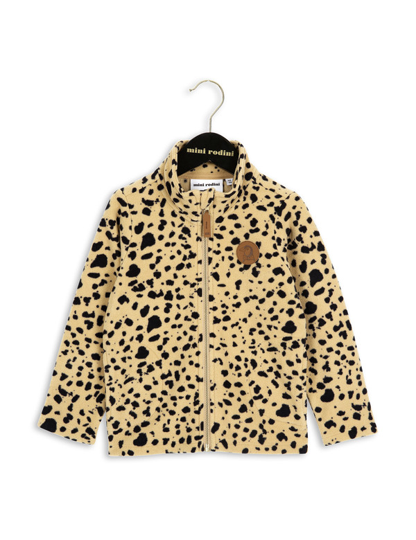 FLEECE SPOT JACKET