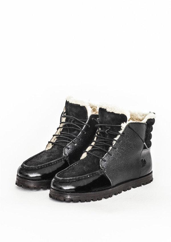 Berenik WINTER BOOTS BLACK