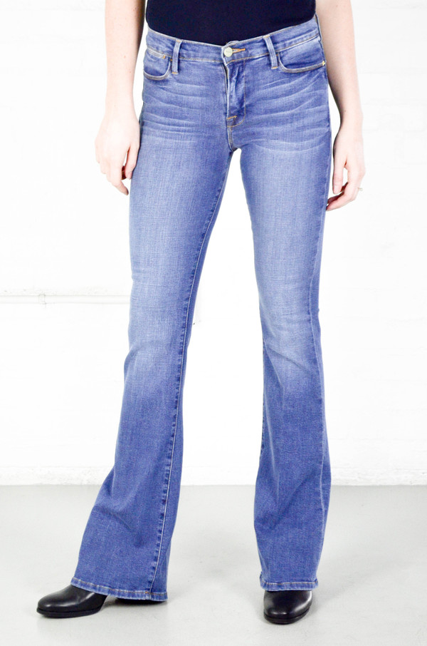 FRAME Denim FRAME 'Le High Flare' in Columbus
