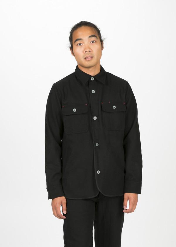 Men's Nigel Cabourn CPO Work Shirt