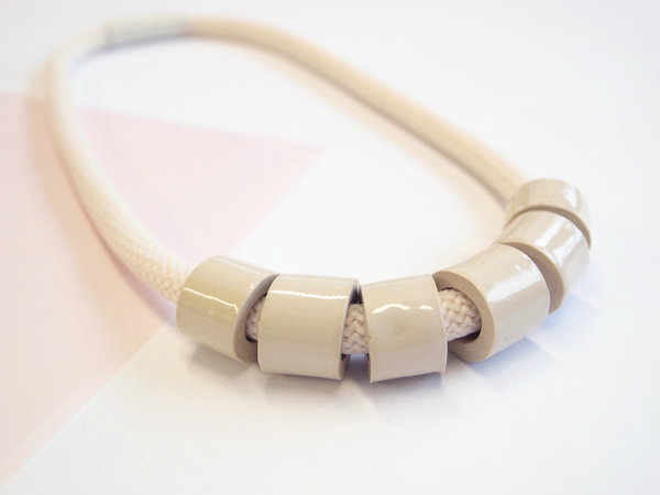 YYY collaboration necklace with The Stowe