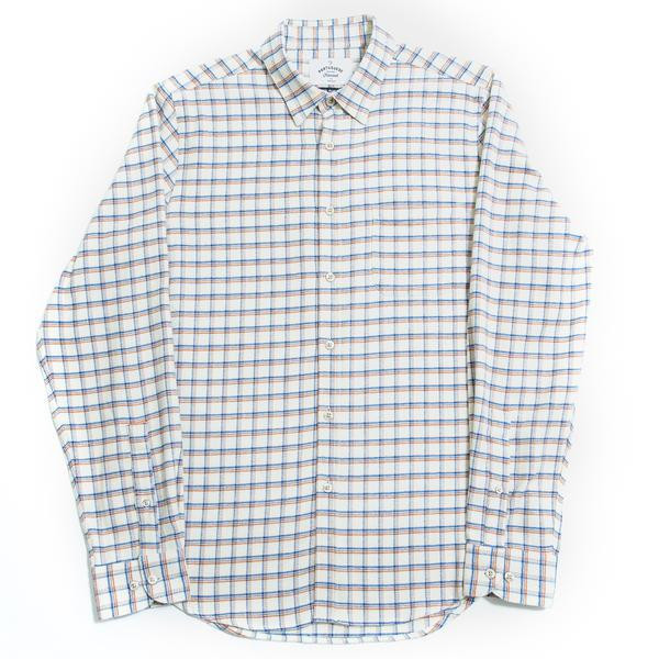 Portuguese Flannel - Garrote Long Sleeve Flannel Shirt - size small only!