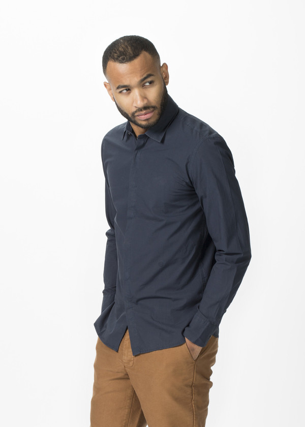 Men's Homecore Milano Poplin Shirt