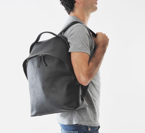 Black Darth Backpack by Bonastre