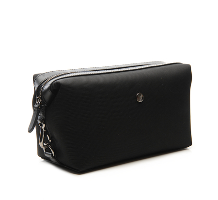 Mismo Black MS Wash Bag by Mismo