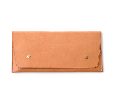 Steve Mono Natural Travel Wallet