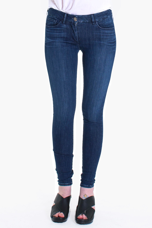 3x1 Mid Rise Skinny in No.3 Wash