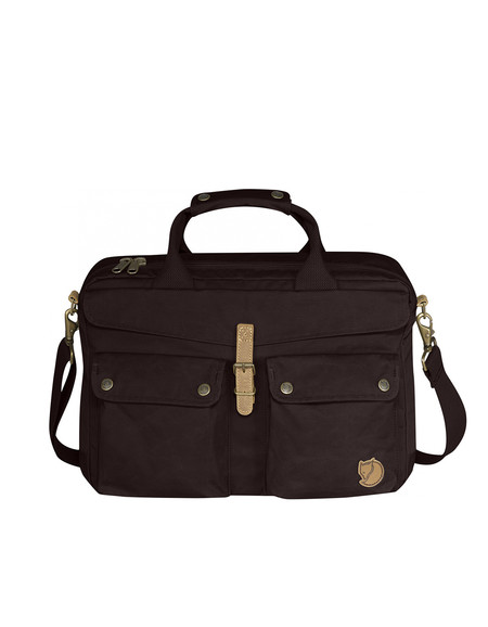 Fjallraven Greenland Briefcase Hickory Brown