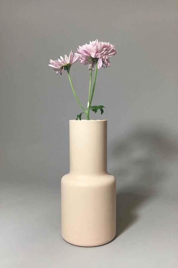 The Granite Epoca Vase - Blush