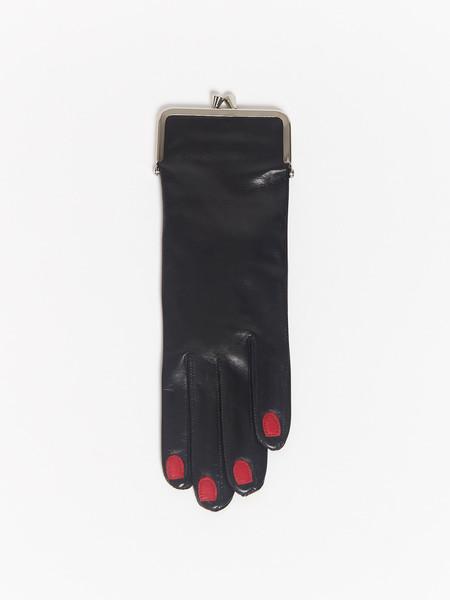 Welcome Companions Glove Coin Purse Black