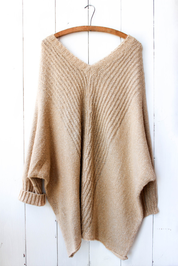 Sunday Supply Co. Ribbed Knit Sweater