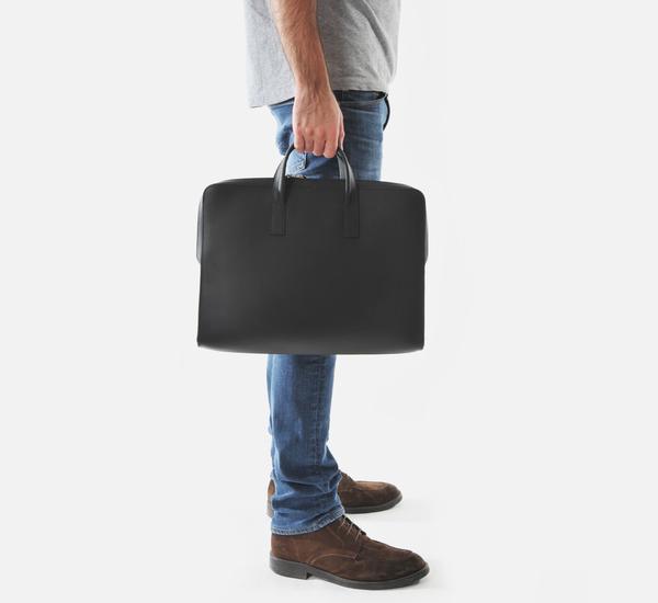 Bonastre Black Briefcase