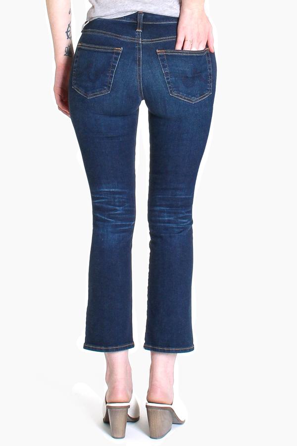 AG Jeans Jodi crop in 2 year wash
